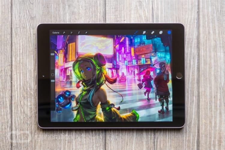 Nouvelle salve de pubs pour l'iPad
