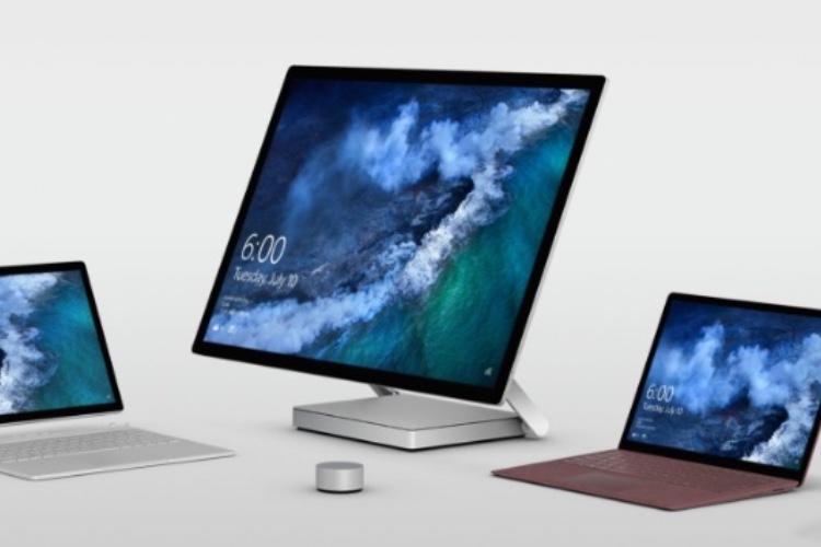 La nouvelle Surface de Microsoft demain devrait coûter 450€