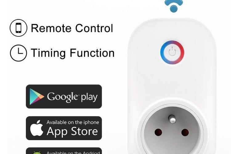 Promos Alexa: prise connectée à 12€ et ampoule connectée à 29€