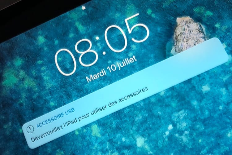 Blocage des accessoires USB : un compromis entre sécurité et utilisation