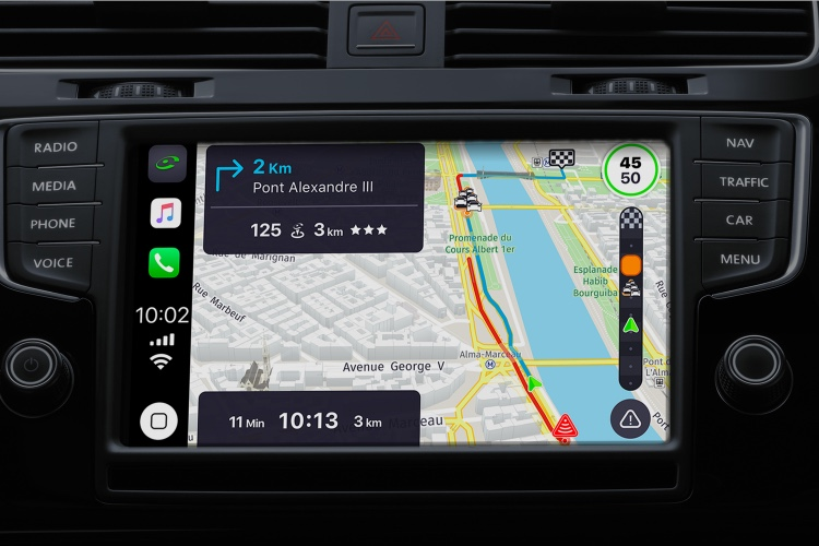 iOS 12 et CarPlay : le point sur les apps de navigation