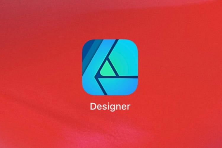 Affinity Designer : après le Mac, l'app de dessin vectoriel pro de Serif arrive enfin sur iPad