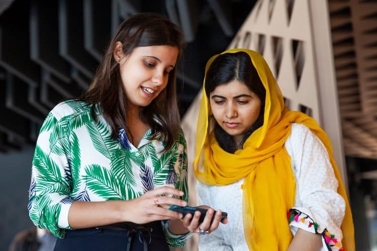 Apple soutient le fonds Malala au Brésil