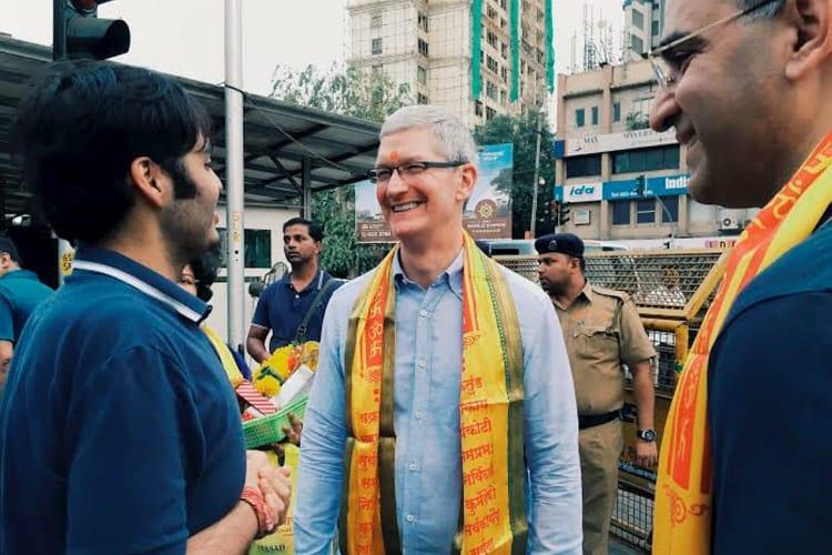 En Inde, Apple a vendu moins d'un million d'iPhone au premier semestre