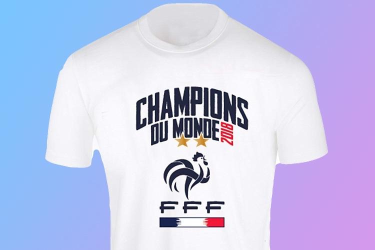 Prime Day : Amazon célèbre la Coupe du Monde avec un concours et un t-shirt