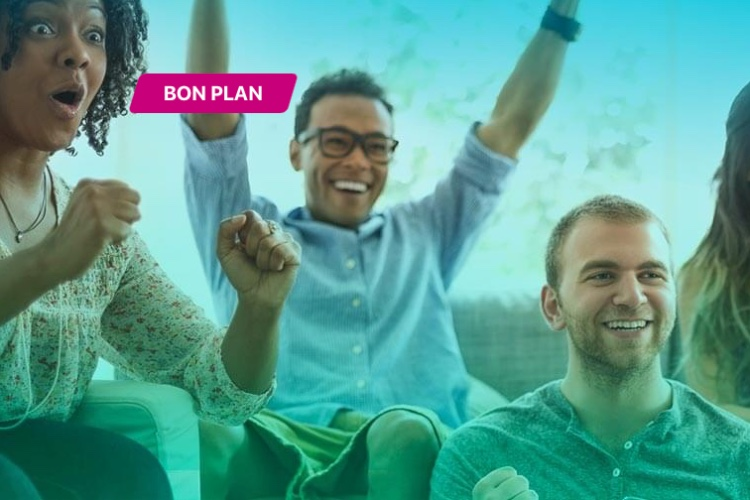 Promo : la Bbox ADSL à 8€ par mois pendant un an