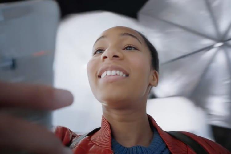 Nouvelles pubs Apple en français pour l'iPhone X et le switch