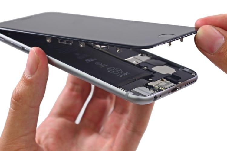 Gros taux de panne pour les iPhone 6 et 6s, mais il est encore plus élevé chez Samsung