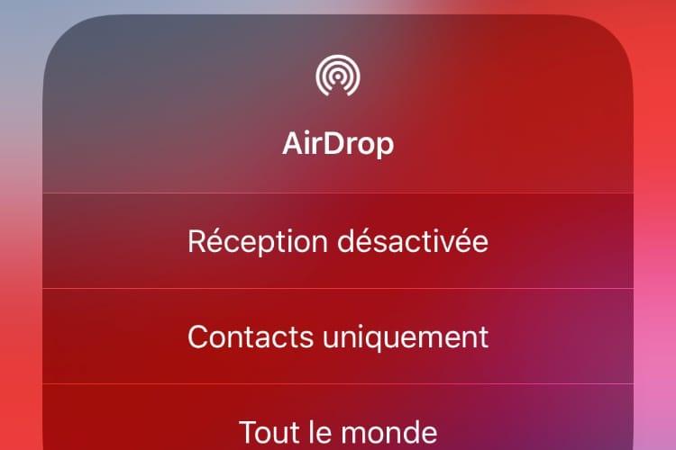 AirDrop, l'outil de prédilection de l'exhibitionniste 2.0