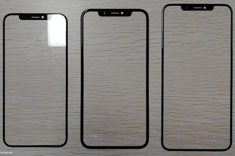 Rumeur : les iPhone 2018 tombent dans le panneau