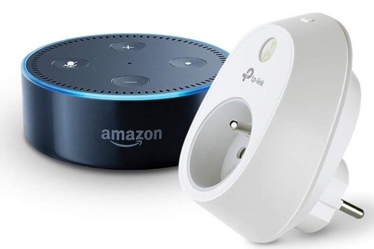 Prime Day: Echo Dot avec prise connectée à 40€, trois ampoules Hue White E27 à 33€