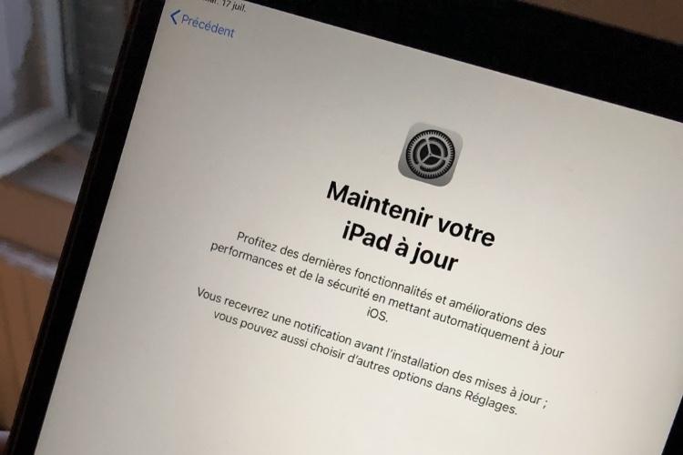 iOS 12bêta 4 trie les apps en fonction de la 4G utilisée
