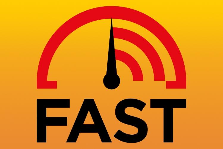 Fast.com mesure aussi la vitesse de votre connexion internet en envoi de données