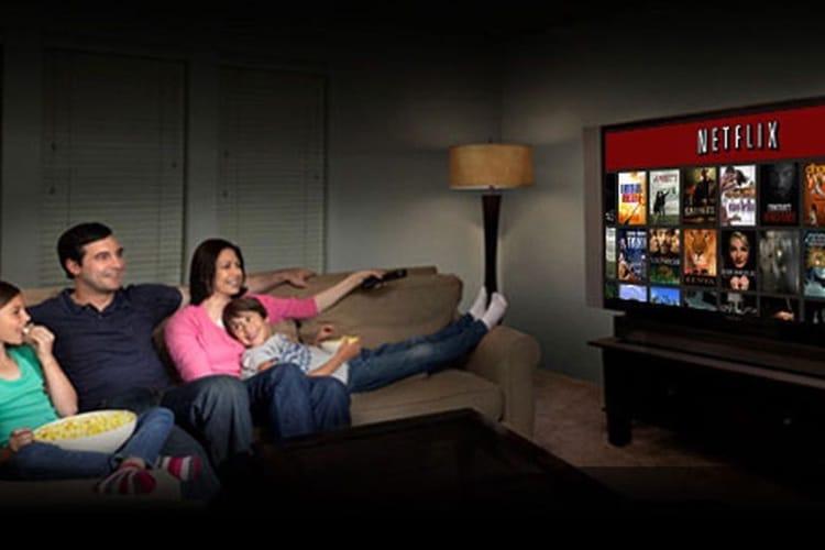 Netflix revoit son interface sur la télé