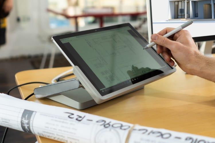 Kensington : une station d'accueil antivol pour la Surface Pro