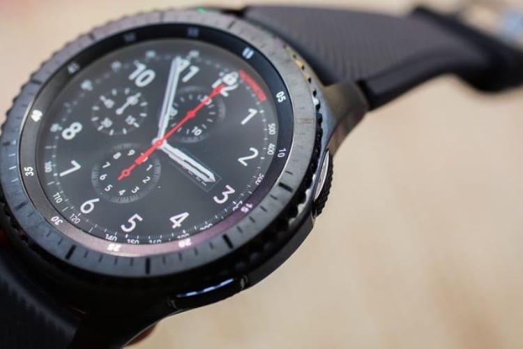 Ouf, la Galaxy Watch devrait finalement fonctionner sous Tizen