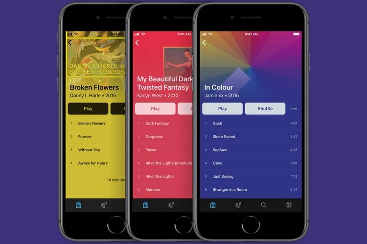 Doppler, un lecteur audio indépendant de plus en plus complet