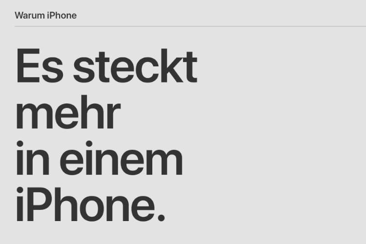 Apple vante un iPhone qui est plus que la somme de ses composants