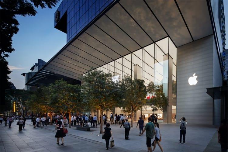 À Singapour, Apple enquête sur des cas de fraudes au paiement iTunes