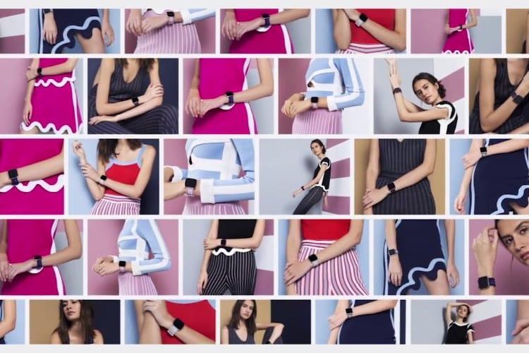 Fitbit lance des bracelets tricotés pour la Versa