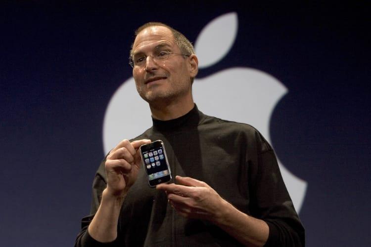 Steve Jobs en 2008 : le « phénomène incroyable »de l'App Store