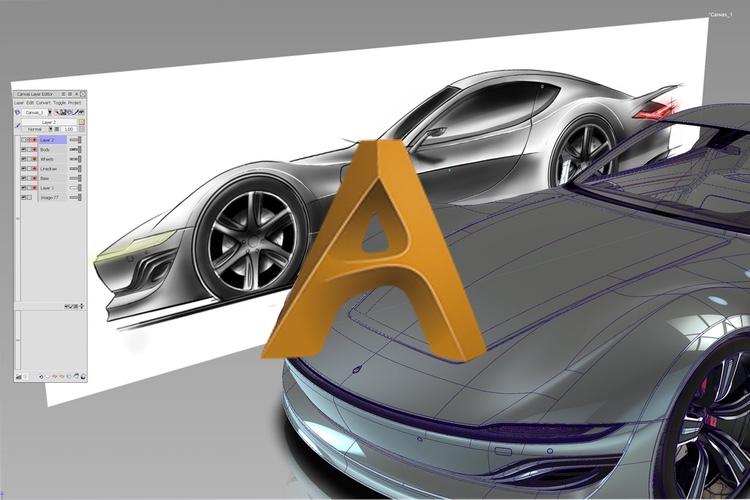 Autodesk profite du choix de Metal dans macOS pour abandonner deux produits