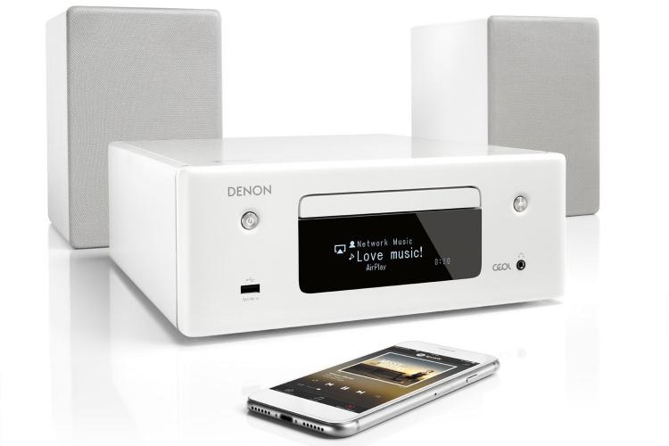 CEOL N10: une mini-chaîne AirPlay2 chez Denon