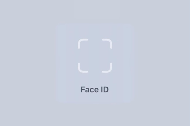 iOS12 supprime le visage souriant de FaceID