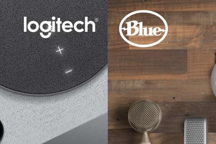 Logitech acquiert Blue Microphones pour 117 millions de dollars
