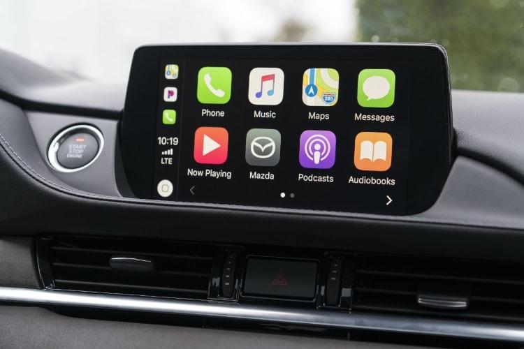 Mazda va prendre en charge CarPlay et Android Auto