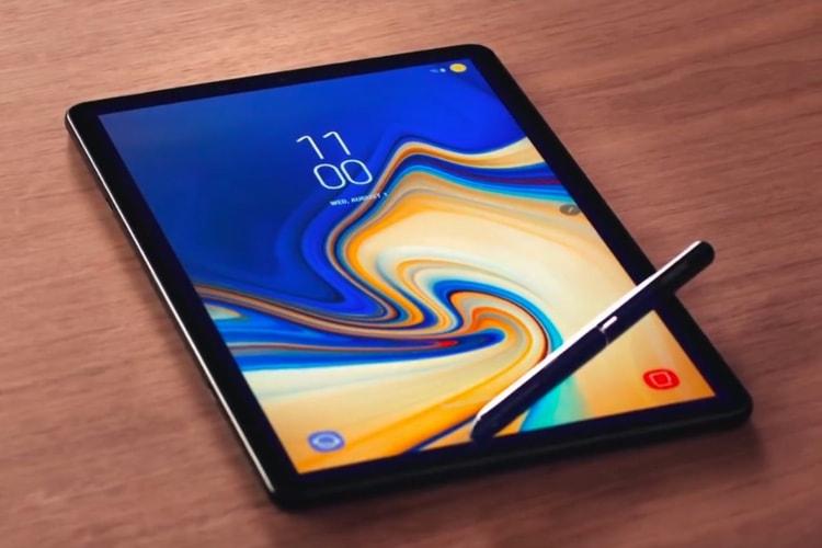 galaxy tab s4  la nouvelle tablette pro de samsung