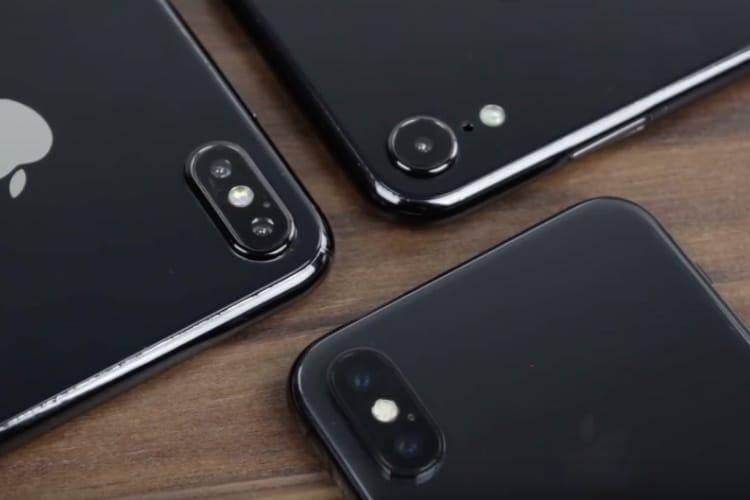 Un trio de nouveaux iPhone difficile à nommer