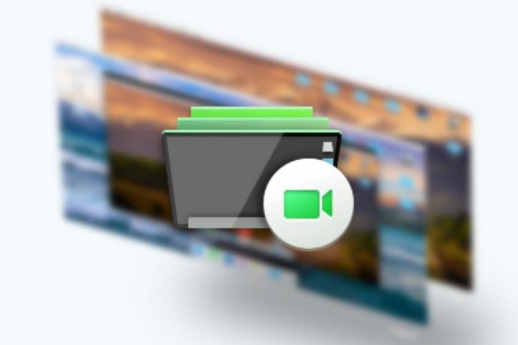 ScreenTime partage plus ou moins bien l'écran du Mac avec FaceTime