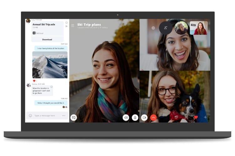 Skype Classic gagne un sursis au-delà du 1er septembre