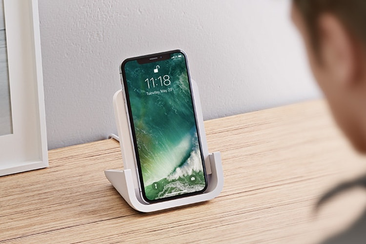 Powered, un chargeur sans fil pour iPhone conçu par Logitech « en collaboration avec Apple »