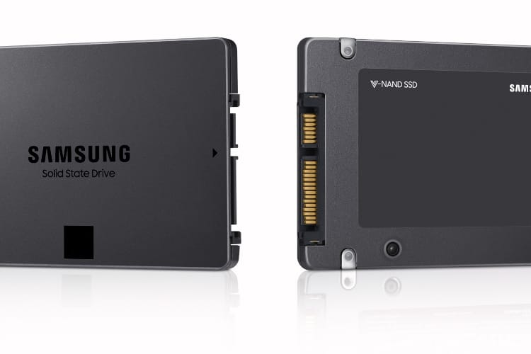 Samsung : un SSD de 4 To abordable pour le grand public