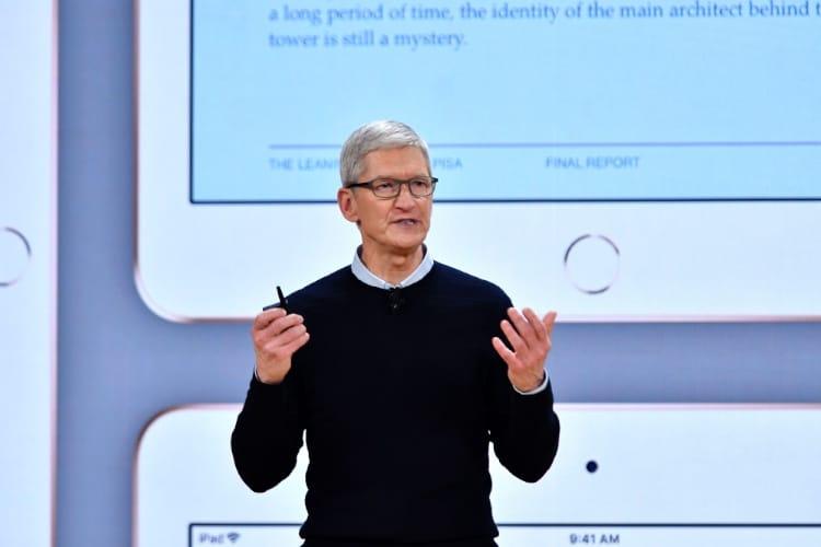 Apple confirme que ses clients ne sont pas ses produits