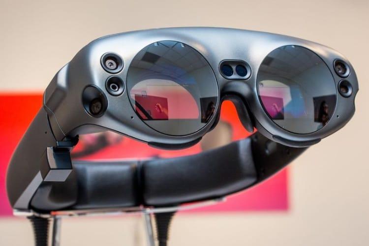 Le casque de réalité « mixée» de Magic Leap coûte 2295$