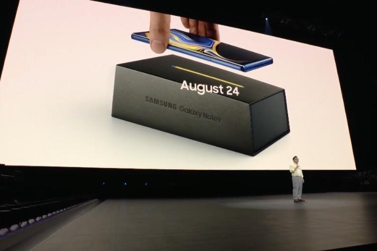 Samsung lance des Galaxy Note9 et S Pen plus musclés