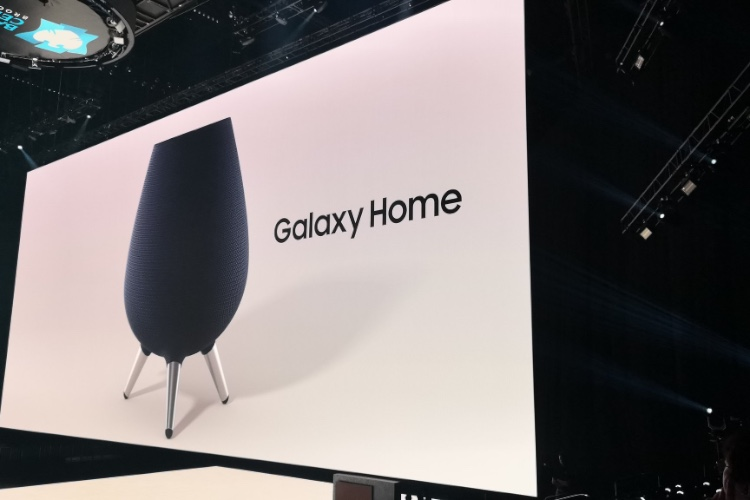 Galaxy Home : l'enceinte intelligente de Samsung avec Spotify