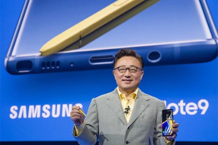 Samsung : le smartphone à écran pliable est pour bientôt