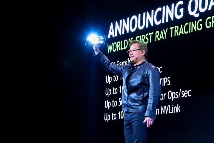 Nvidia présente Turing, sa nouvelle architecture parée pour le ray tracing