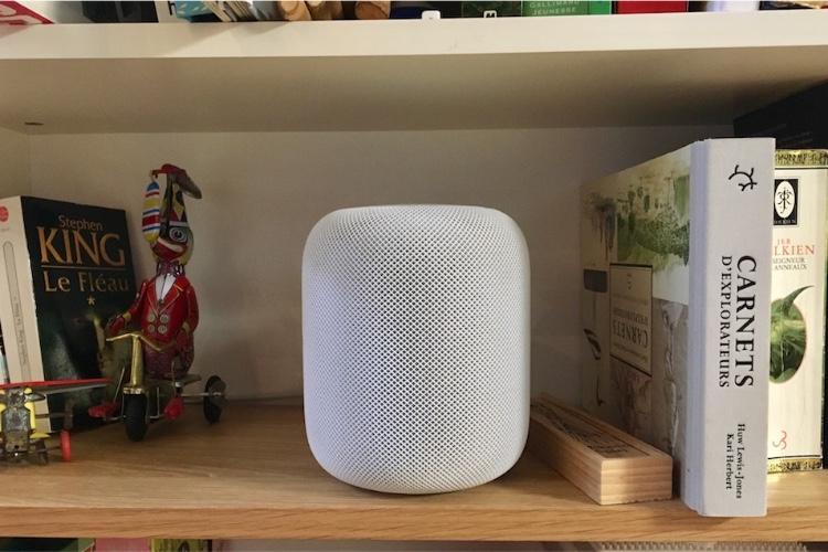 Apple aurait vendu 1,3 million de HomePod depuis février
