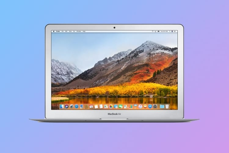 Le nouveau MacBook Air sortirait fin septembre