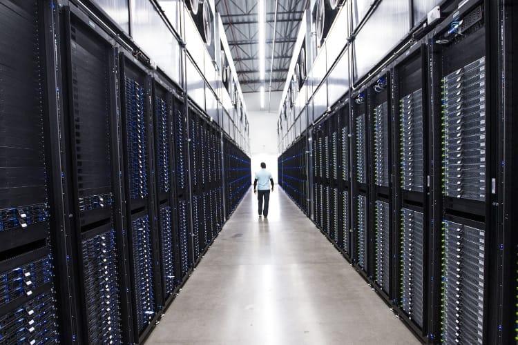 Apple entrouvre la porte de son data center de Mesa