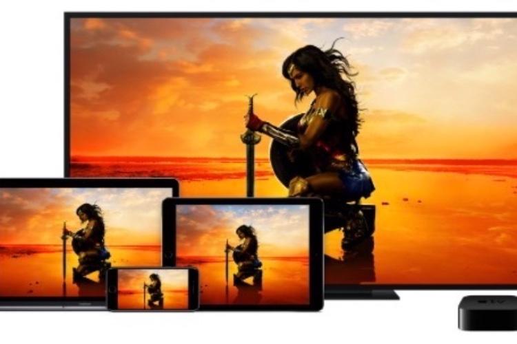 iTunes : la mise à jour gratuite d'un film 1080p en 4K n'est pas toujours possible