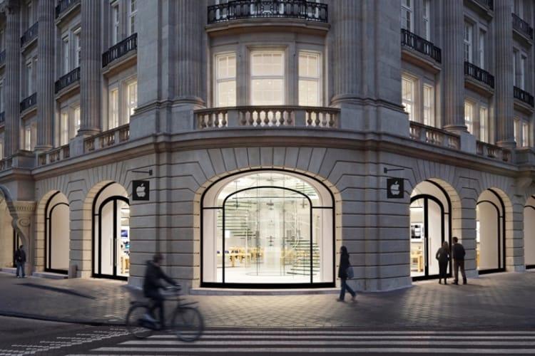 L'Apple Store d'Amsterdam évacué après l'explosion d'une batterie d'iPad, Apple enquête