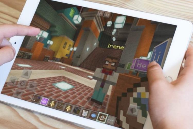Minecraft Education Edition devient compatible avec l'iPad