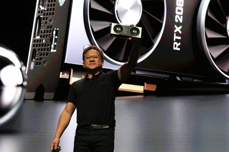 Nvidia présente les GeForce RTX 2070, RTX 2080 et RTX 2080 Ti