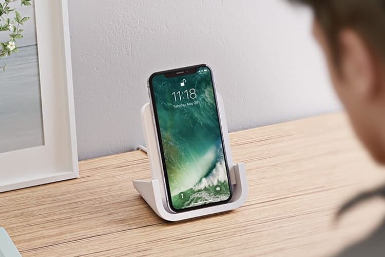 iPhone 2018 : rumeur de charge sans fil plus rapide